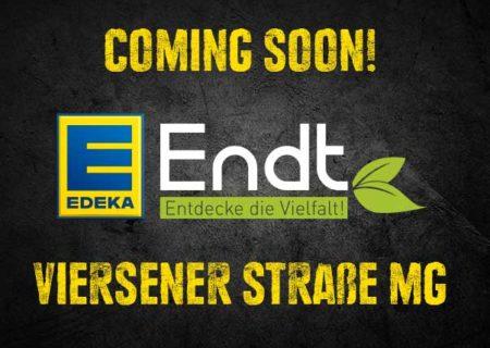 Edeka-Endt auf der Viersener Straße in Mönchengladbach
