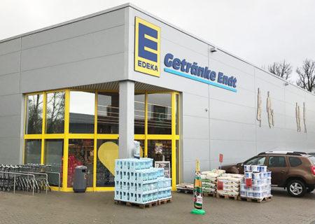 Edeka Getränkemarkt Wegberg