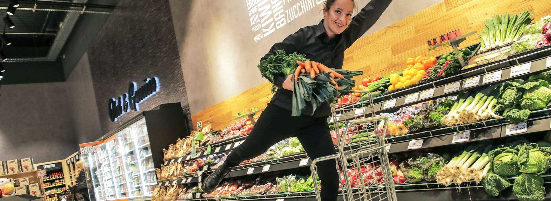 Ihr Frische Supermarkt EDKEA Endt