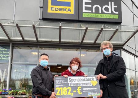 Edeka-Endt Soziales Engagement