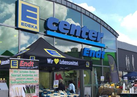 Edeka Verbrauchermarkt in Wegberg