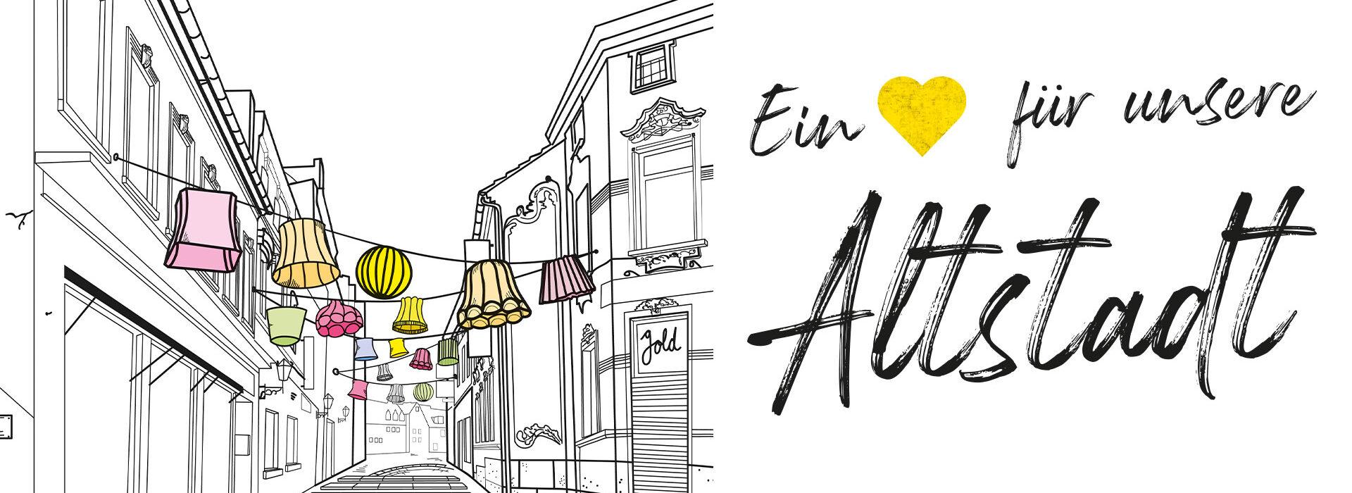 Ein Herz für unsere Altstadt